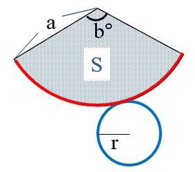 中2数学:文字式の利用【応用】(図形:円の面積、円錐)